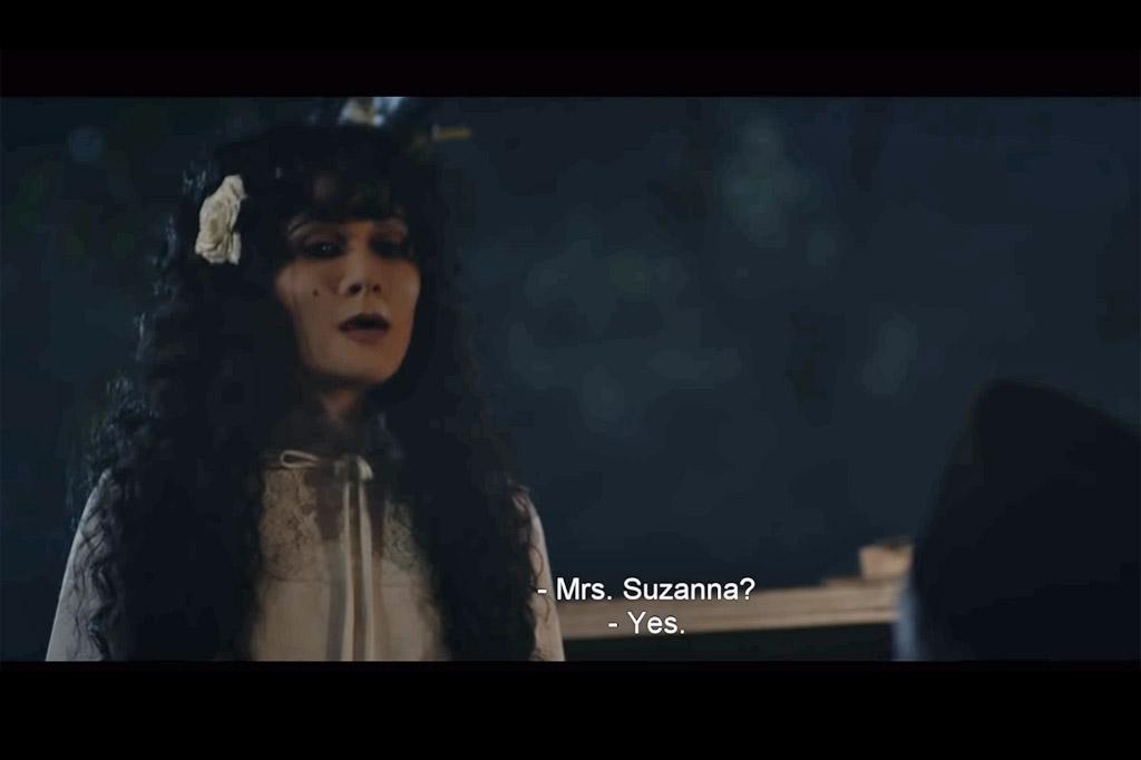Cuplikan trailer Suzzanna: Bernapas dalam Kubur (Foto: YouTube Soraya Intercine Films)