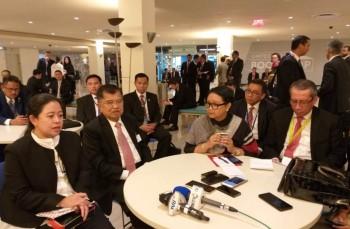 Menko PMK Hadiri High Level Meeting on Global Peace