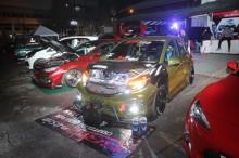 Sinar Mata Honda Brio RS dari Palangkaraya
