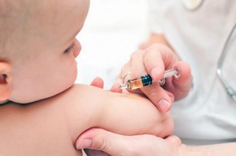 Imunisasi MR di Sumsel Diperpanjang