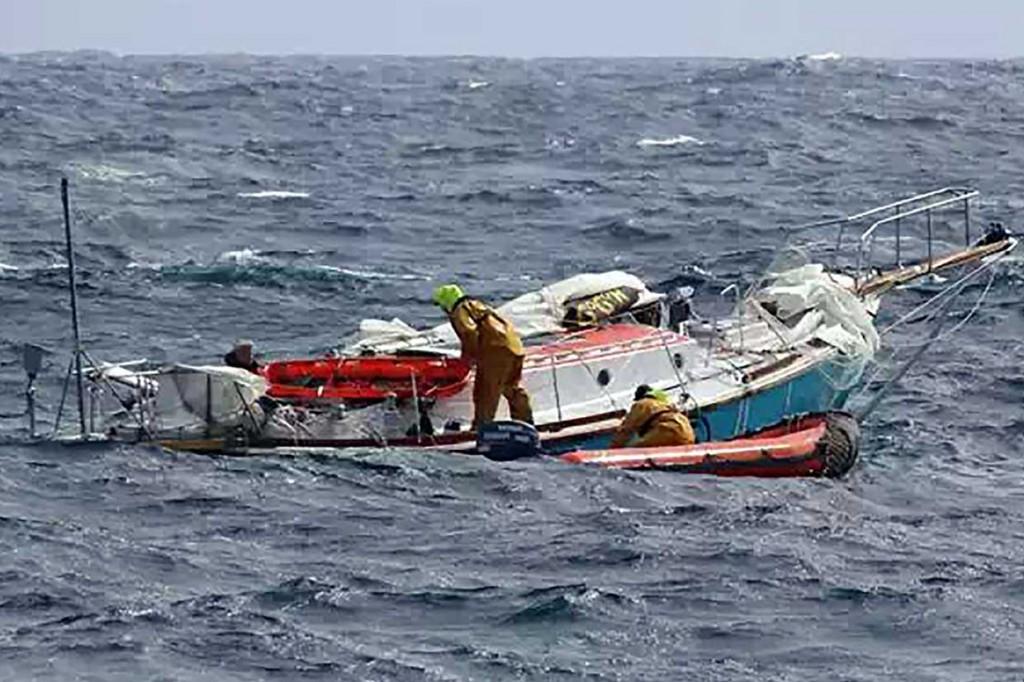Pelaut India yang Hanyut Ribuan Km Diselamatkan
