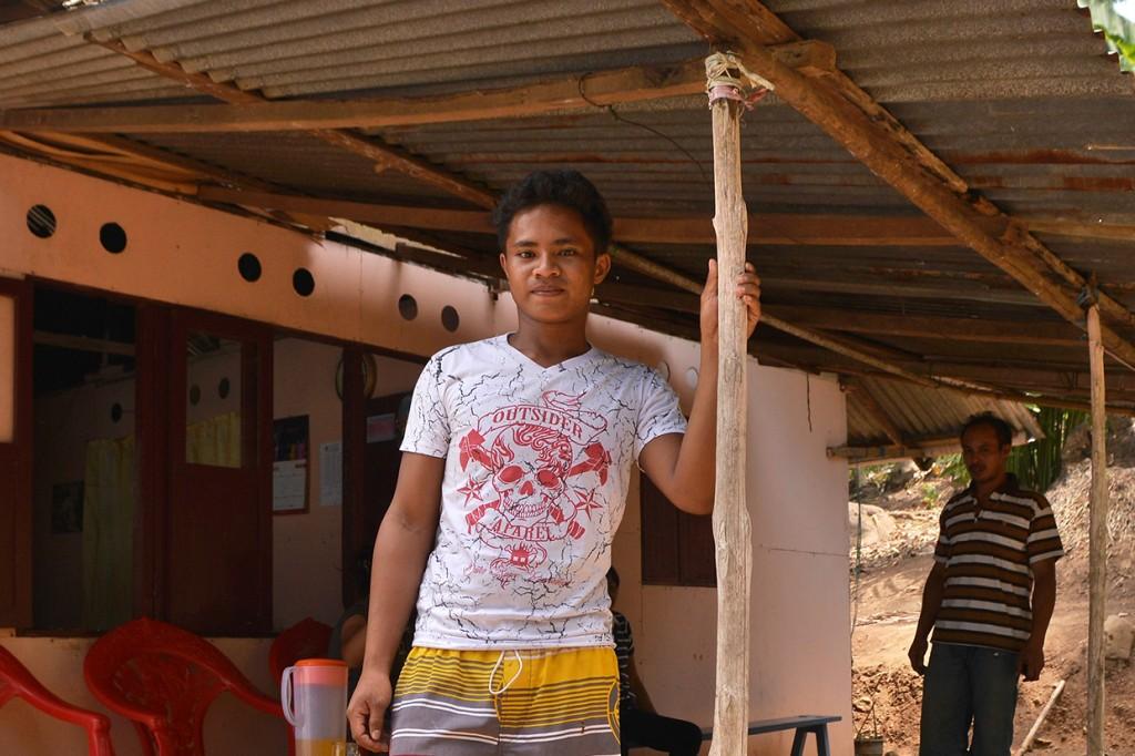 Hanyut 49 Hari, Nelayan Rumpon Ditemukan Selamat
