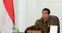 Jokowi Ingatkan Suporter Bola tak Bertindak Kriminal