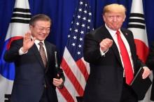 Trump Buka Peluang Kerja Sama Ekonomi dengan Korut