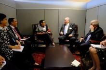 Menlu RI Jadikan Isu Palestina Agenda Utama di PBB