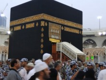 Menag Doakan Indonesia dari Dalam Kakbah