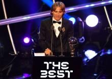 Data dan Fakta Luka Modric, Pemain Terbaik FIFA 2018