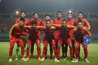 Timnas U-19 Turunkan Tiga Striker untuk Hadapi Tiongkok