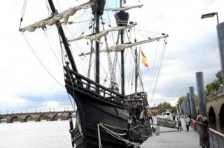 Kapal Berusia 400 Tahun Ungkap Sejarah Perniagaan Portugal
