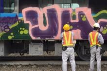 Pekerja Dikorek soal Vandalisme Gerbong MRT