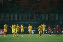 Babak 1: Timnas U-19 Tertinggal atas Tiongkok