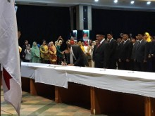 Mendibkud Lantik 135 Pejabat Kemendikbud
