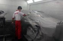 Body & Paint One Day Service, Solusi Cepat Rekondisi Mobil