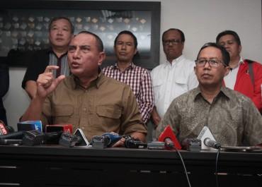 Kemendagri akan Evaluasi Jabatan Edy Rahmayadi di PSSI