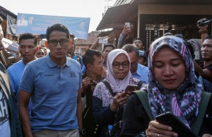 Kubu Jokowi Siap Bantu Laporkan Situs Dugaan Skandal Sandi