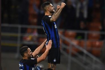 Inter Milan Tumbangkan Fiorentina di Giuseppe Meazza