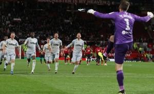 Derby County Singkirkan MU dari Piala Liga Inggris