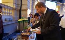 Ragam Kuliner Nusantara Disajikan di Museum Telekomunikasi Jerman
