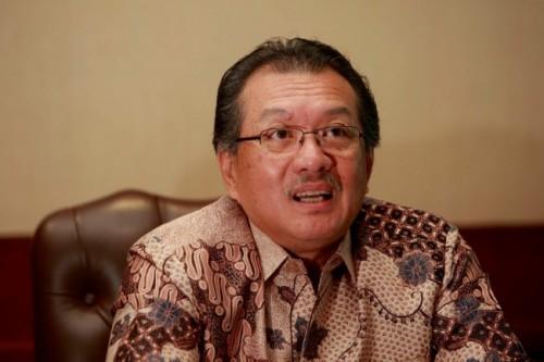 Halim Alamsyah diangkat jadi Dewan Komisioner LPS. (MI ROMMY