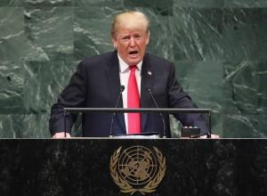 Trump Klaim AS Lebih Sejahtera di Masa Pemerintahannya