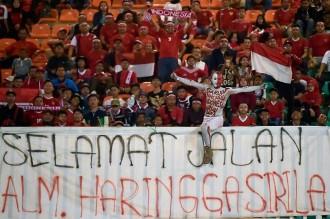 PSSI Hentikan Sementara Liga 1