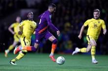 Man City Melenggang Mudah ke Putaran Final Piala Liga