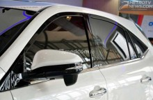 Kaca Film Mobil Kualitas Rendah, Bikin Tambah Panas?