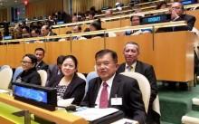 Menko PMK Dampingi Wapres Hadiri General Debate Sidang Majelis Umum PBB