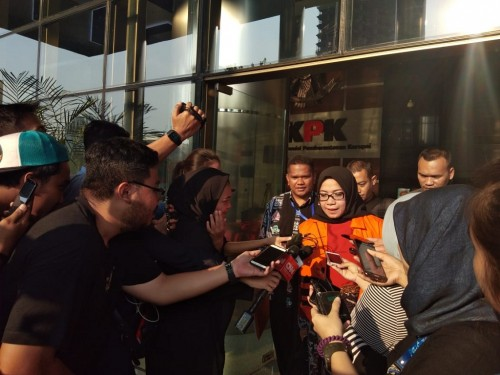 Wakil Ketua Komisi VII DPR RI Eni Maulani Saragih (EMS) -
