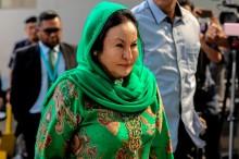 Istri Najib Razak kembali Diperiksa KPK Malaysia