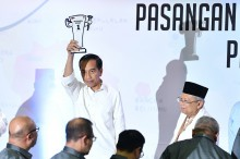 Visi-Misi Jokowi-Ma'ruf: Melanjutkan Jalan Menuju Indonesia Maju