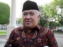 Jokowi tak Mempersoalkan Sikap Politik Din Syamsuddin