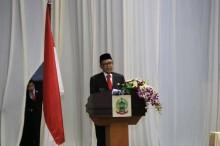 Alasan Nurdin Abdullah Lantik Kepala Daerah di Kampus Unhas