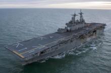 Tiongkok Tolak Kapal AS Berlayar ke Hong Kong