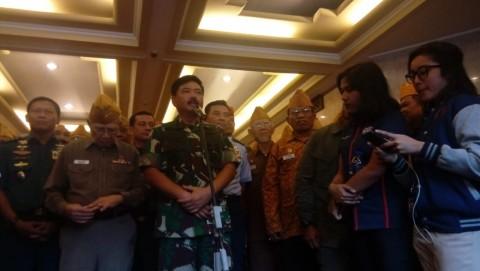 Panglima TNI: PKI tidak Bisa Hidup di Negara Pancasila