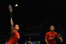 Anggia/Ketut Susul Della/Rizki ke Babak Kedua Korea Open 2018
