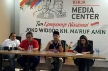 Jumlah Organisasi Relawan Jokowi-Amin Menjadi 501