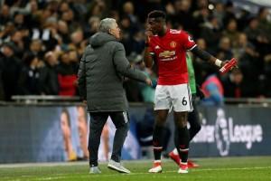 Pogba tak Lagi Jabat Wakil Kapten MU, Mourinho: Apa Urusan Kalian?