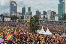 Ethiopia Tahan 1.200 Orang usai Bentrokan Mematikan