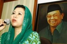 Keluarga Gus Dur Dukung Jokowi-Ma'ruf
