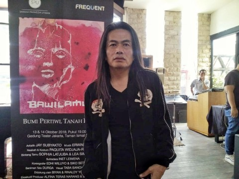 Jay Subiakto Bersyukur Indonesia Memiliki Susi Pudjiastuti dan Risma