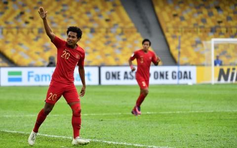 Jadwal Siaran Langsung India U-16 vs Indonesia U-16