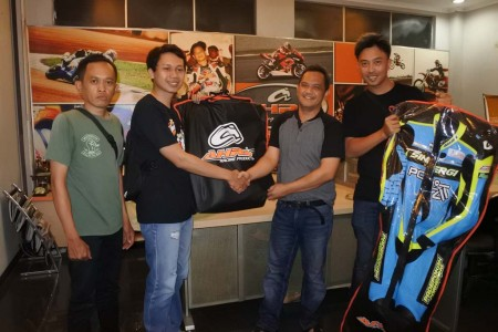 AHRS Dukung GI-JOE Racing Team di Balap Nasional