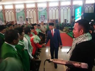 Jokowi Menghadiri Rapimnas III PPP