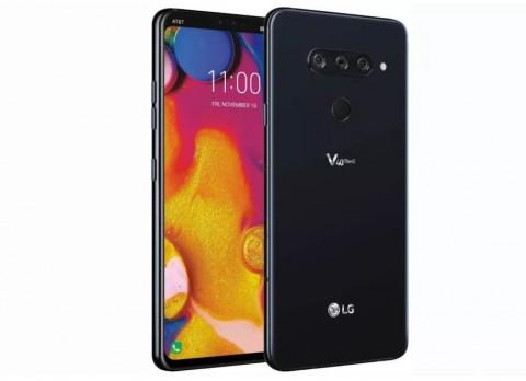 LG V40 ThinQ Punya Lima Kamera?