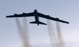 Pesawat Pengebom AS Lintasi Laut China Selatan