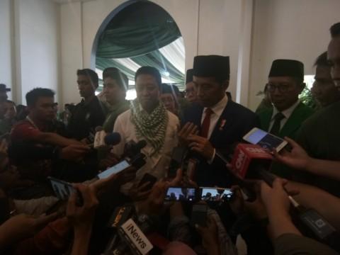 Respons Jokowi soal Pencabutan Izin Pulau Reklamasi