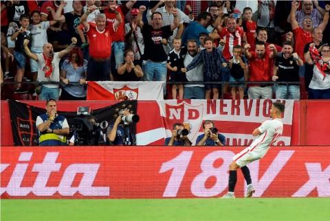 Sikap Suporter Sevilla Patut Dicontoh Indonesia