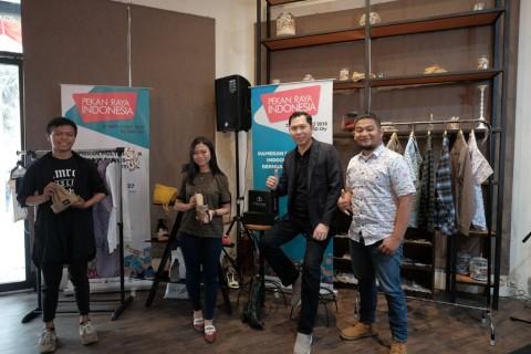 Resmi Dibuka, Pekan Raya Indonesia 2018 Hadirkan 80 Merek Lokal