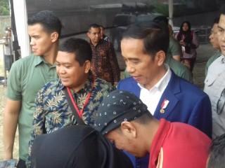 'Sentilan' Jokowi soal Gadai Sertifikat Picu Tawa Warga